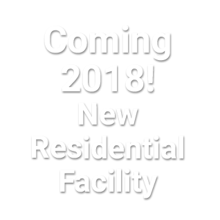 Coming 2018! New Residential Facility